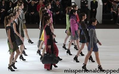 Valencia Fashion Week O/I 2011: lo que viene para el próximo invierno!