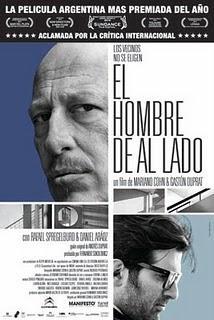 'El hombre de al lado' llegará en julio a España