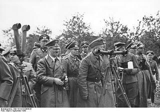 El General Erwin Rommel recibe el mando del Afrika Korps - 06/02/1941.