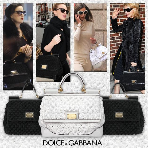 EL TOTE BAG MISS SICILY BY  DOLCE