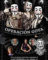 Activismo en  la red: OPERACIÓN GOYA