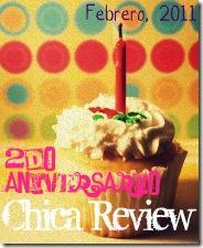 Aniversario de Chica Review