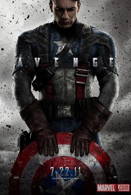 CAPTAIN AMERICA: Primer spot de TV