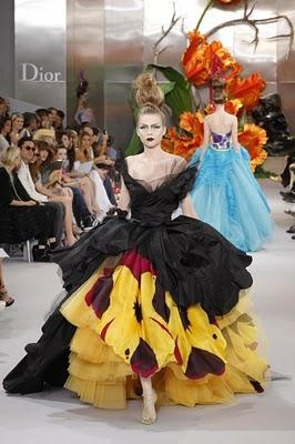 Haute couture (By Clotílde V.S)
