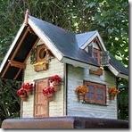 Casitas para p jaros en el jard n paperblog - Casitas para el jardin ...
