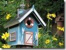 Casitas para p jaros en el jard n paperblog - Casitas para pajaros jardin ...