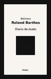 Diario de duelo, de Roland Barthes