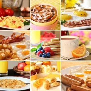 ejemplos desayunos