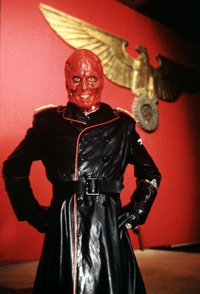 Desvelada la apariencia de Red Skull (Cráneo Rojo)