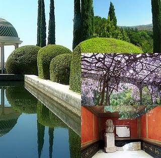 Descubriendo jardines: Jardin Botánico de la Concepción. Málaga.