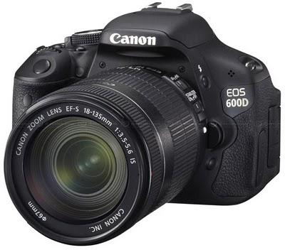 Canon 600D, novedades destinadas a ayudar a la toma de fotos