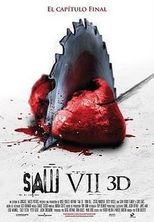 Mañana termina el concurso de 'Saw VII 3D'. ¡Puedes ser el primero en verla!