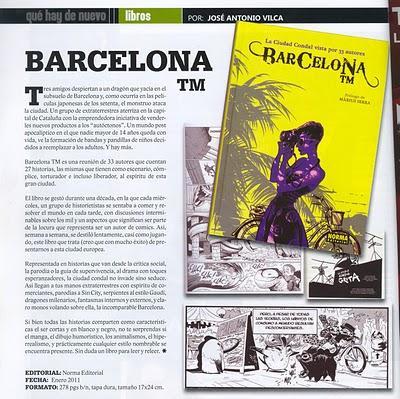 Barcelona me permitio ser un dedo