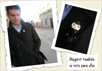 Mageritdoll: Beatríz Martínez Martín De Tacones y Bolsos