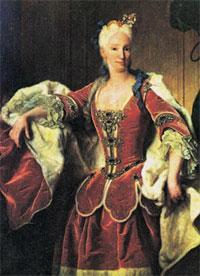 Princesa de los Ursinos, Anne Marie de la Trémoïlle (1642-1722)