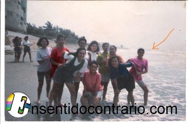 Foto exclusiva de Shakira en Barranquilla jamas publicada