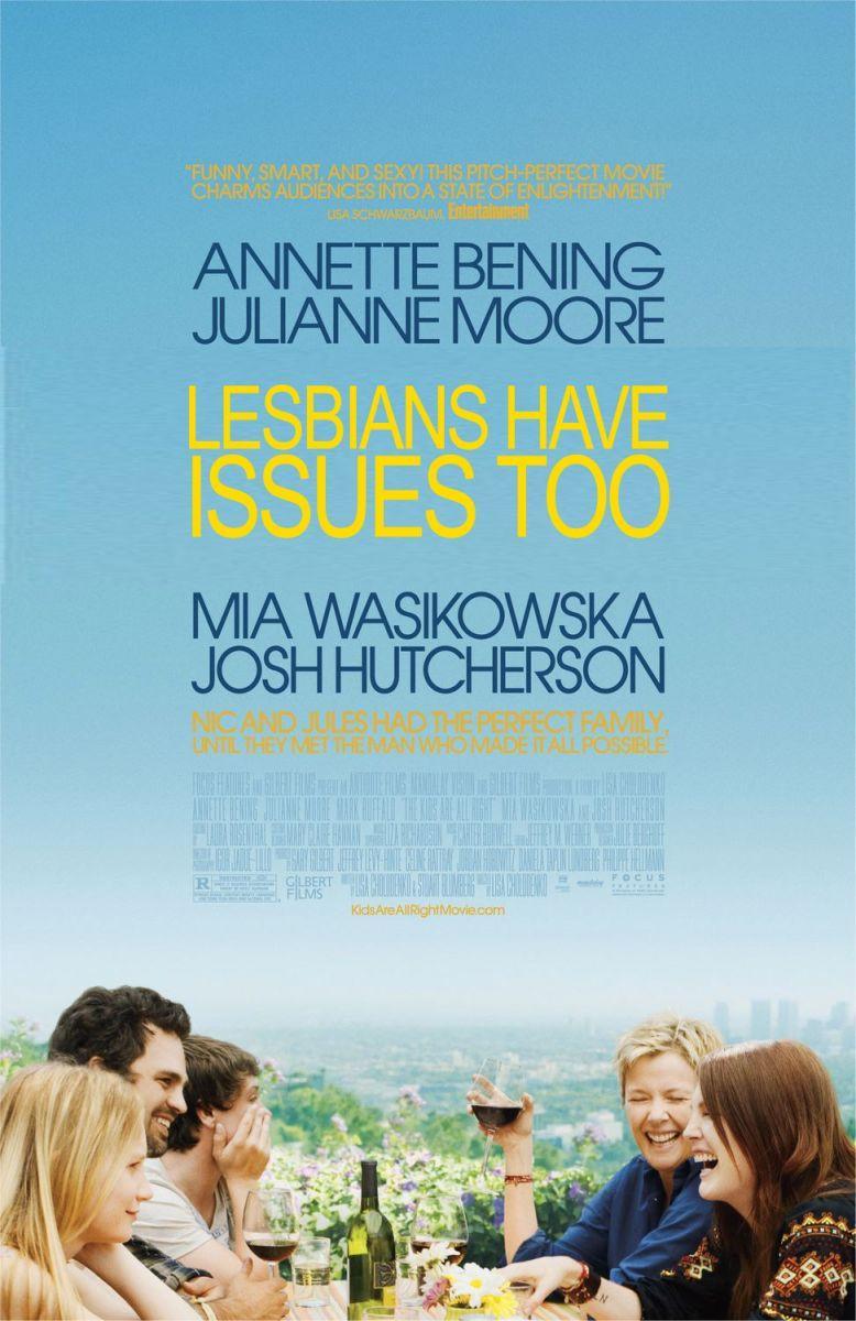 ¿Como serían los posters de las nominadas al Oscar si no pudieran mentir?