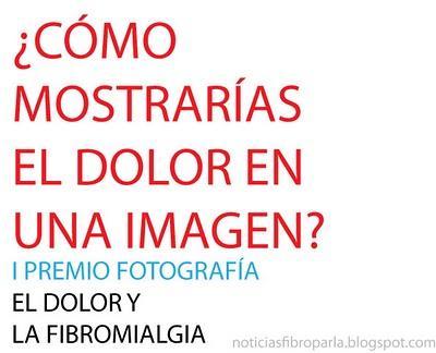 Premio de fotografía relacionado con la fibromialgia y el dolor (Hospital de Santa Maria de Lleida)