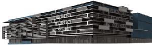 Proyecto de la Biblioteca y Filmoteca de Navarra