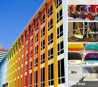 La arquitectura colorista me pirra