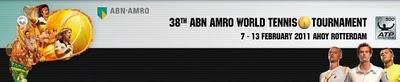ATP 500 Rotterdam: Melzer debutó con victoria en Holanda