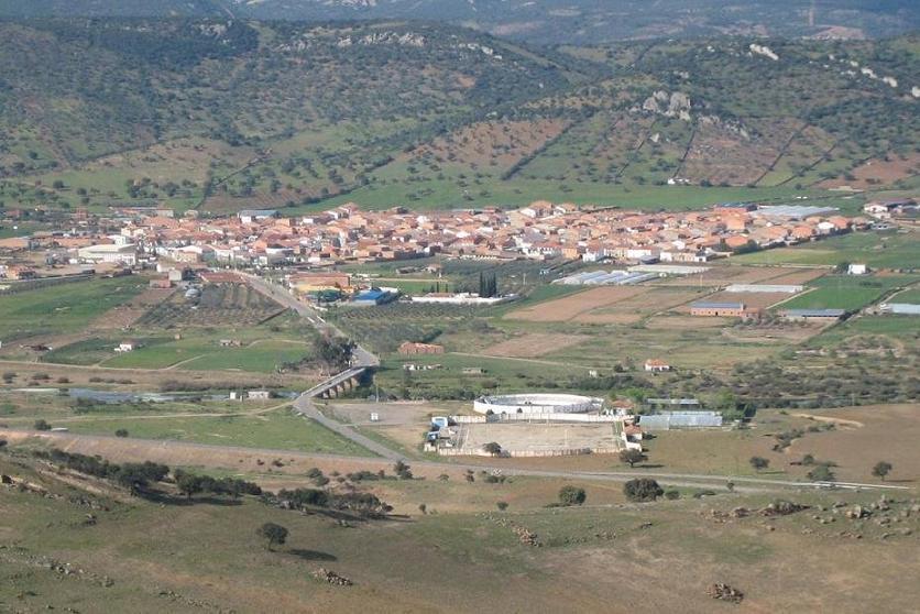 El Delegado de Trabajo clausura Taller de Empleo en Guadalmez