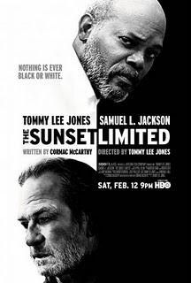 Cartel de The Sunset Limited