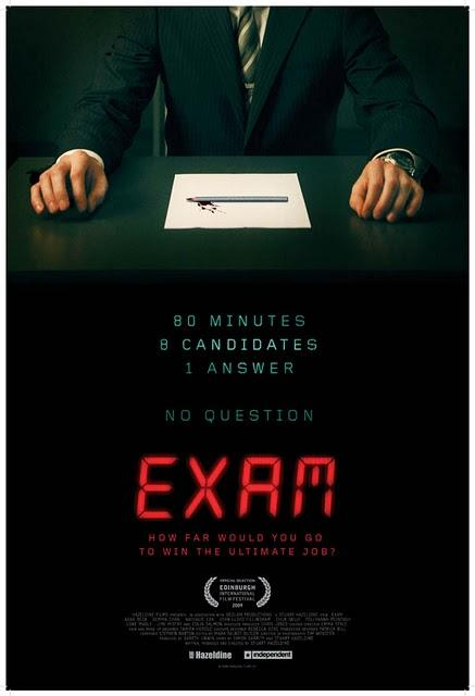 Exam (Stuart Hazeldine, 2009)