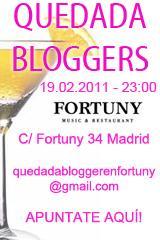 Cibeles Fashion Week - Quedada Blogger