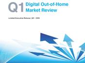 Estudios, Inversión publicitaria digital signage, Norte América