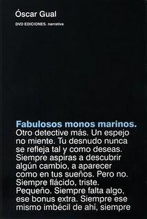 Fabulosos monos marinos, de Óscar Gual