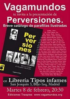 Perversiones en Madrid