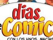 Días Cómic: Entrevista programa Hermanos Macías