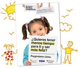 ¿Quieres tener menos tiempo y ser más feliz? Hay muchos niñ@s k nos necesitas...