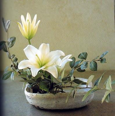 Ikebana, el arte delicado.