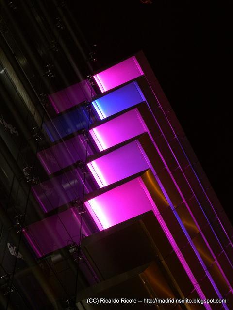 Iluminación ECI Castellana