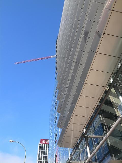 Centro Comercial Titania, El Corte Inglés de Castellana, Nuevo Edificio Windsor