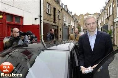 Testigo cuestiona la imparcialidad de la fiscal que reclama la extradición de Assange a Suecia