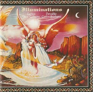 Carlos Santana & Turiya Alice Coltrane - Illuminations (1974)