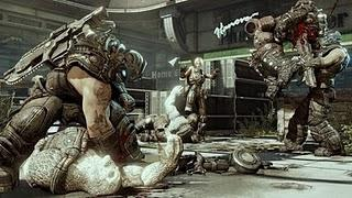 3 nuevas imágenes de Gears of War 3.