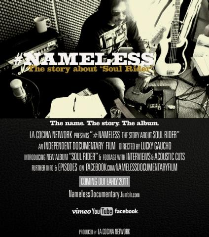 #NAMELESS The story about Soul Rider