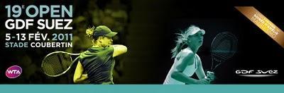 WTA de Paris: Clijsters sale a jugar en Francia