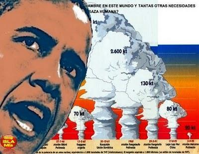 Obama ordena renovar el plan de modernización del armamento nuclear