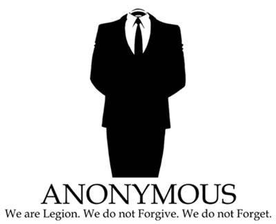 Nuevo objetivo de Anomymous, una empresa aliada del FBI
