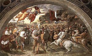 Papa León Magno y Atila el Huno
