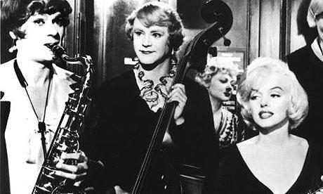Con Faldas y a lo (Wilder) 1959
