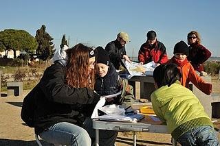 Dia Mundial de los Humedales con el Grupo Local de SEO-Barcelona
