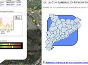 Enlaces comentarios sobre datos contaminación Madrid Barcelona