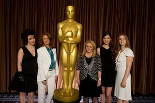 THE OSCARS - Oscar Nominees Luncheon 2-7-11
