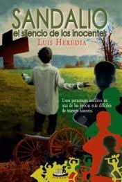 Sandalio, el silencio de los inocentes, de Luis Heredia Barragán